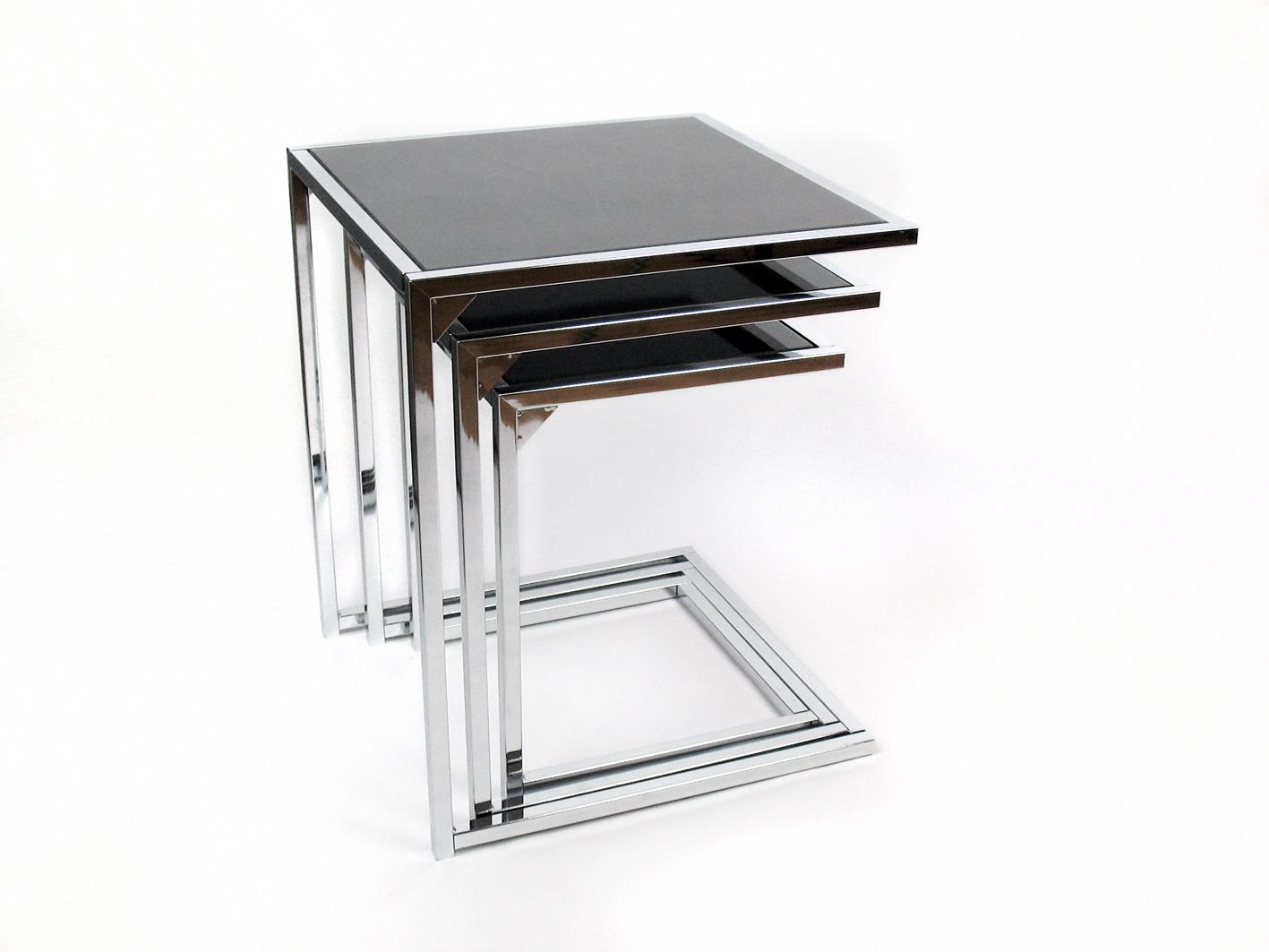 una mesa auxiliar o tres en una y si quieres descubrir cmo elegir la mesa auxiliar perfecta para salones pequeos no te pierdas tips