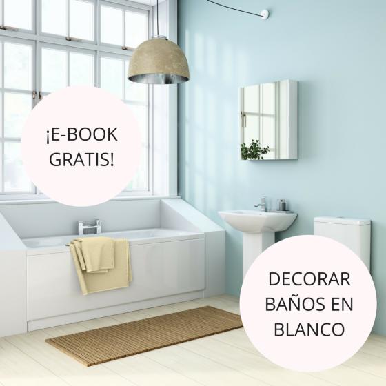 decorar-baños-en-blanco