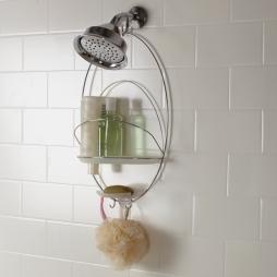 cesta de ducha, organizador de ducha