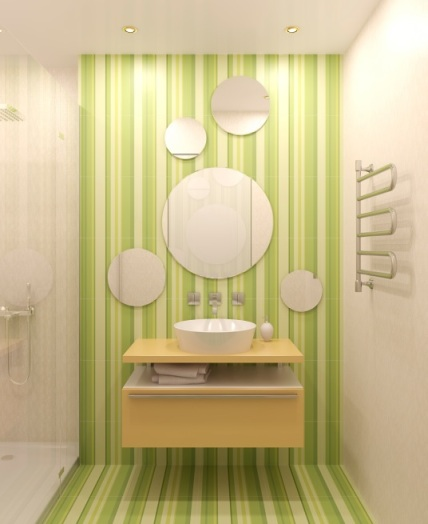 Iluminar Baño Halogenos:Iluminar el baño