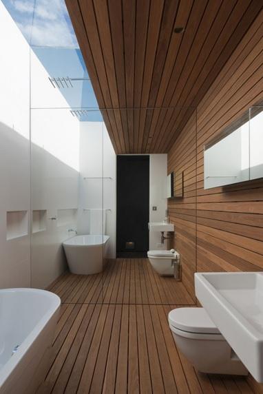 Iluminar Baño Pequeno:Iluminar el baño