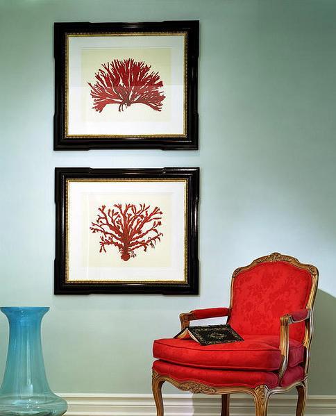Claves para decorar con cuadros espaciospilimili - Cuadros para pasillos largos ...