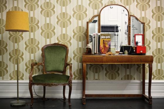 espejos en mobiliario
