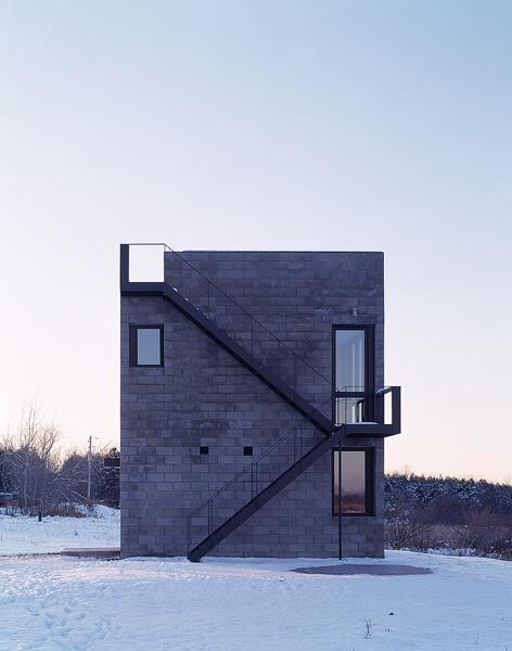 Cube house