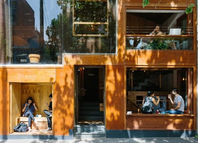 Cafe Flipboard