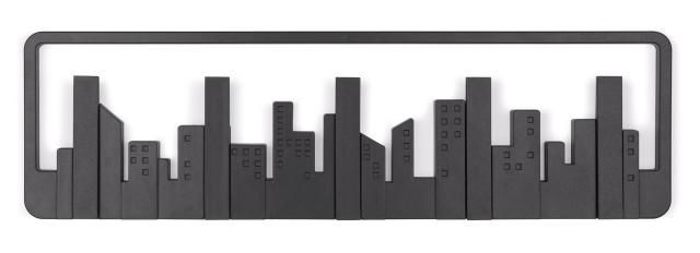 Perchero de pared Skyline