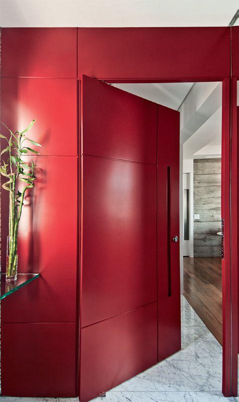 El mejor color para las puertas