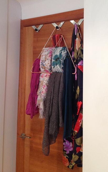 Organizador pañuelos