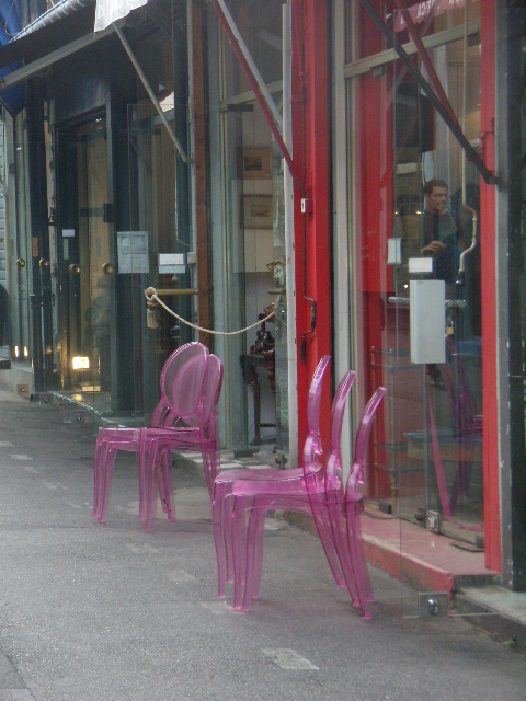 Mercado de las pulgas de Saint-Ouen París