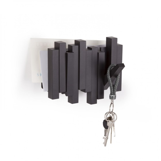 Organizador de pared perchero sticks