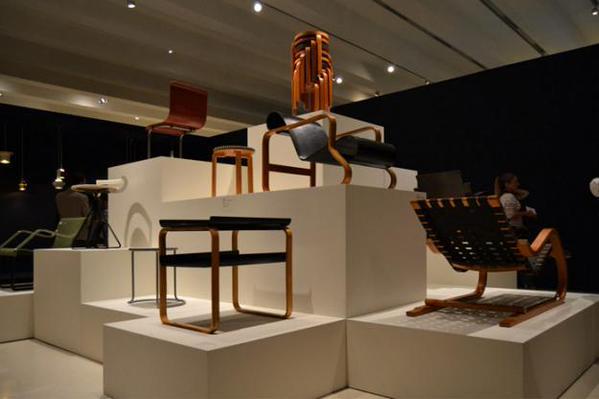 Exposición Alvar Aalto