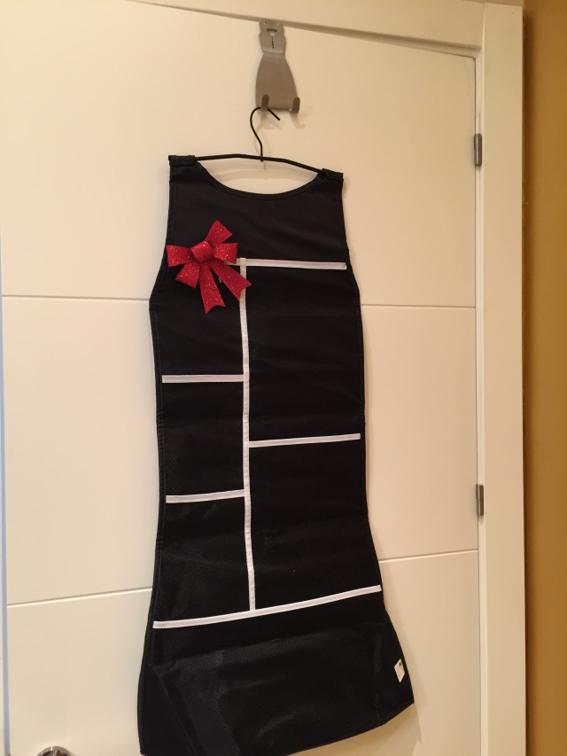 Organizador Little black dress