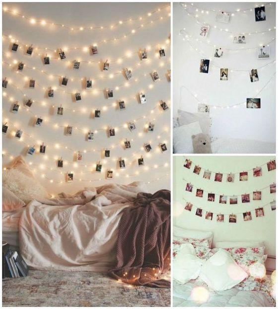 ideas-originales-para-colgar-fotos-pared