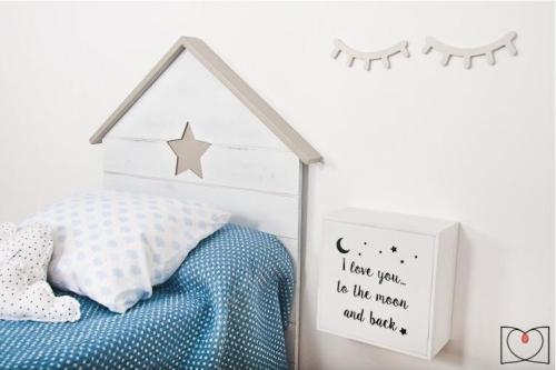 cabecero-cama-infantil-estrella
