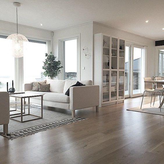 Como distribuir un salon rectangular beautiful affordable - Distribuir salon comedor rectangular ...
